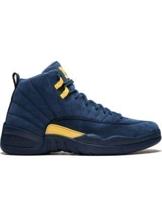 Jordan Air Jordan 12 RTR Michigan sneakers - Blauw