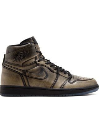 Jordan Air Jordan 1 Ret High OG Wings sneakers - Metallic