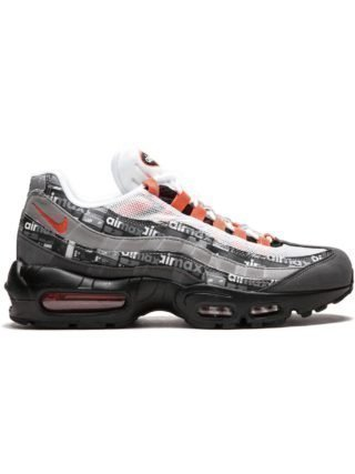 Nike Air Max 95 printed sneakers - Zwart