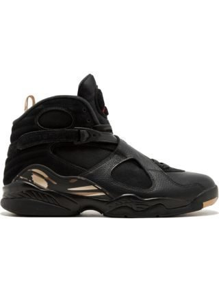 Jordan Air Jordan 8 Retro OVO sneakers - Zwart