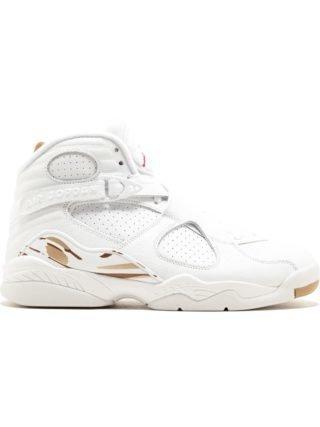 Jordan Air Jordan 8 Retro OVO sneakers - Wit