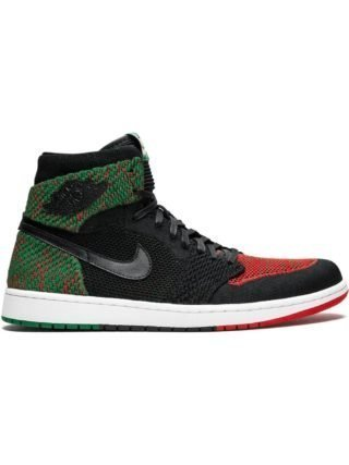 Jordan Air Jordan 1 Retro High Flyknit sneakers - Zwart