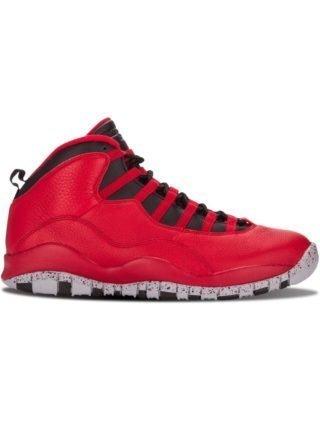Jordan Air Jordan 10 Retro 30th sneakers - Rood
