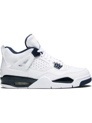 Jordan Air Jordan 4 Retro LS sneakers - Wit