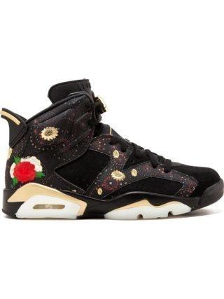 Jordan Air Jordan Retro 6 sneakers - Zwart