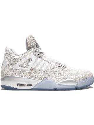 Jordan Air Jordan 4 Retro Laser sneakers - Wit