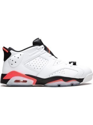 Jordan Air Jordan 6 Retro Low sneakers - White/Infrared 23-Black