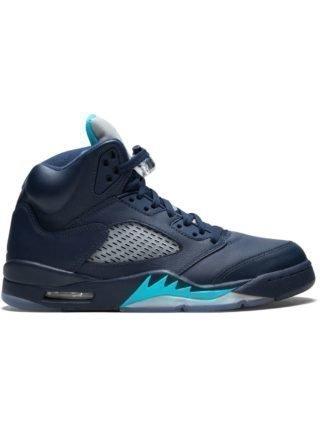 Jordan Air Jordan 5 Retro sneakers - Blauw
