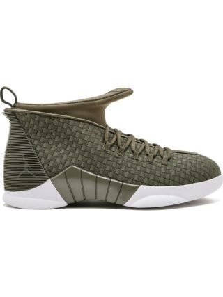 Jordan Air Jordan 15 Retro sneakers - Groen