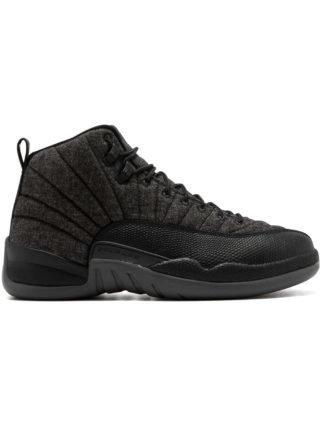 Jordan Air Jordan 12 Retro Wool sneakers - Zwart