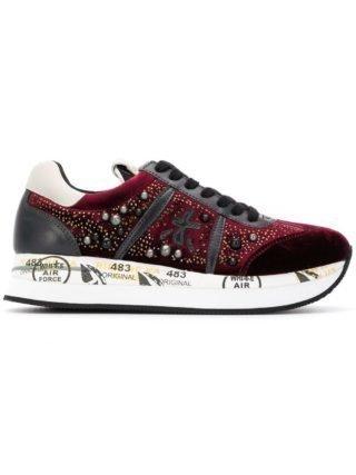 Premiata Conny sneakers (rood)