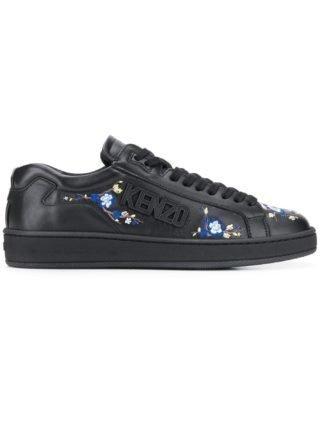 Kenzo Tennix sneakers (zwart)