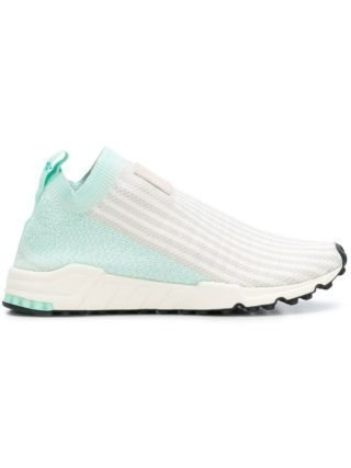 Adidas EQT Support Primeknit soksneakers - Nude