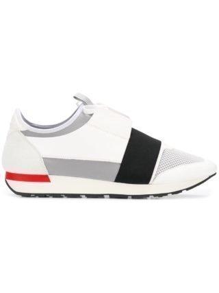 Balenciaga Race hardloop sneakers - Wit