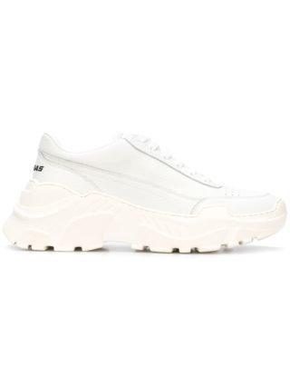 Joshua Sanders Zenith sneakers - Wit