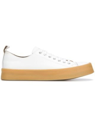 Ami Alexandre Mattiussi low top sneakers (wit)