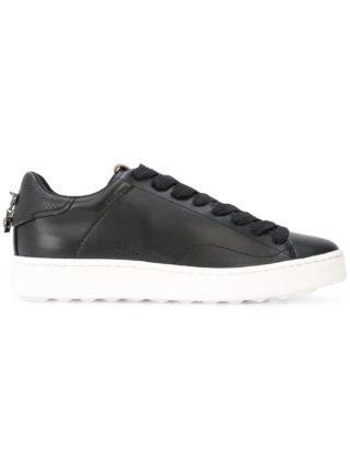 Coach C101 Lowtop sneakers (zwart)