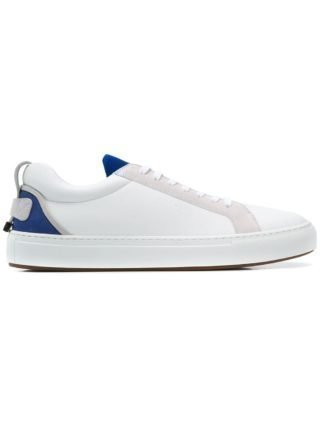 Buscemi Lowtop sneakers (wit)