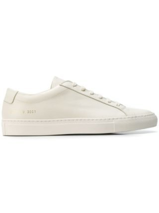 Common Projects Achilles Lage sneakers (wit)