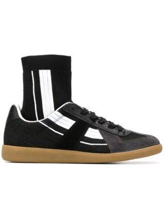 Maison Margiela sok sneakers (zwart)