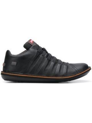 Camper elastische low-top sneakers (zwart)