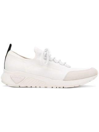 Diesel S-KBY sneakers met streep - Wit