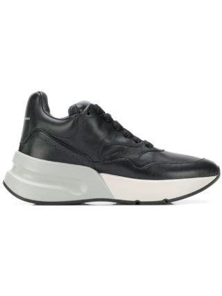 Alexander McQueen oversized sneakers - Zwart