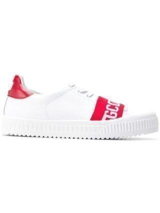 Gcds classic Low-Top Sneaker (wit)