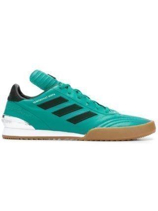 Gosha Rubchinskiy Gosha Rubchinskiy X Adidas lace-up sneakers (groen)