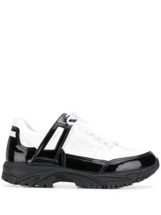 Maison Margiela Security low-top sneakers - Wit