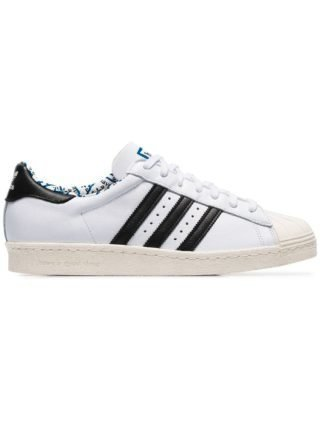 Adidas x Have A Good Time superstar sneakers - Wit