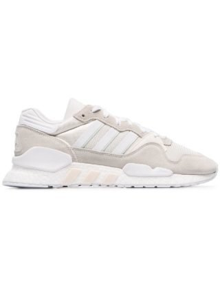 Adidas witte Never Made ZX930 EQT sneakers