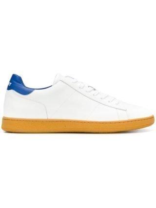 Rov sneakers met contrasterend detail (wit)