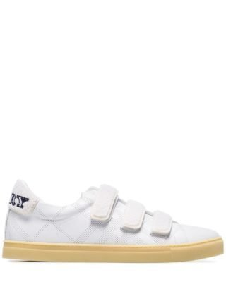 Burberry Bert Velcro low-top sneakers (wit)