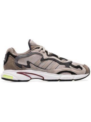Adidas bruine Temper Run sneakers