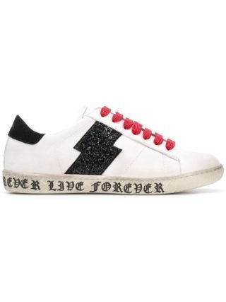 Amiri lace-up sneakers (wit)