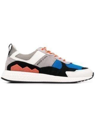 Moa Master Of Arts colour-block sneakers (grijs)