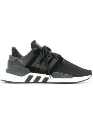 Adidas Adidas Originals EQT Support 91/18 sneakers - Zwart