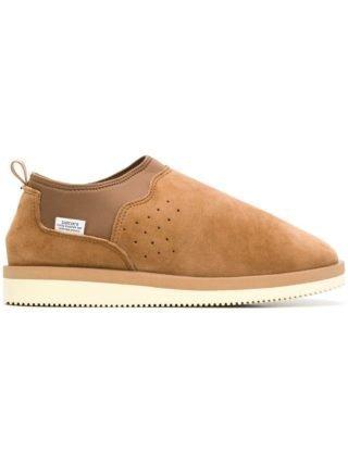 Suicoke slip-on sneakers (bruin)