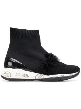 Premiata ROSE 3390 sneakers (zwart)