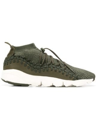 Nike Air Footscape Woven NM sneakers - Groen