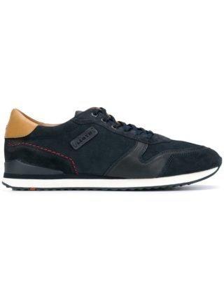 Lloyd Eden sneakers met veters (blauw)