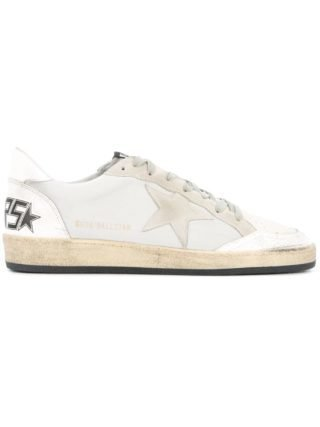 Golden Goose Deluxe Brand Ball Star low-top sneakers - Grijs