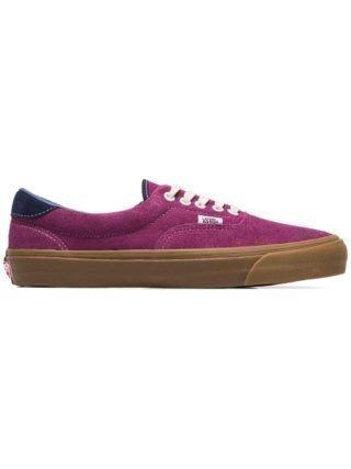 Vans purple OG era 59 LX suede leather sneakers - Paars