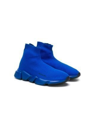 Balenciaga Kids Speed soksneakers (blauw)
