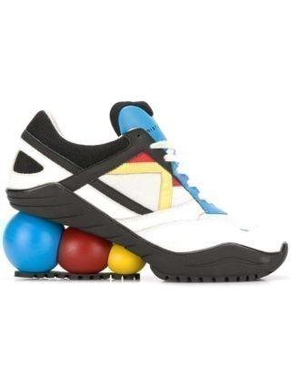 Christopher Kane molecule sneaker (wit)