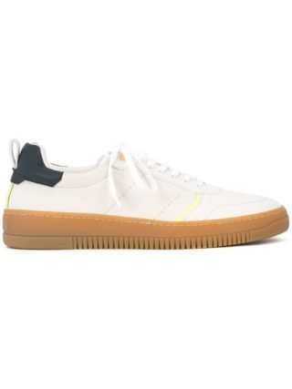 Buscemi Low-top sneakers (wit)