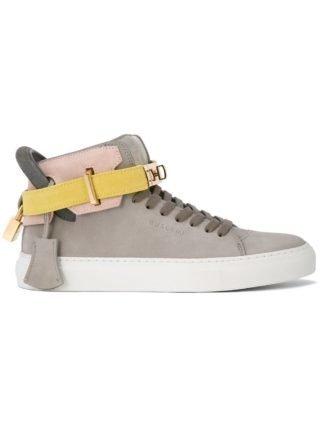 Buscemi 100MM sneakers (grijs)