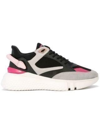 Buscemi Veloce Mid sneakers (zwart)