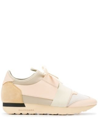 Balenciaga Race sneakers - Nude